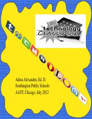 technology AATF July 2012.ppt