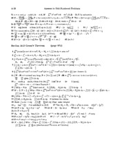 Calculus Solutions 29