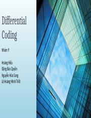 09_Differential Coding.pptx