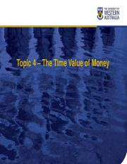 Ch04 The Time value of money(2)