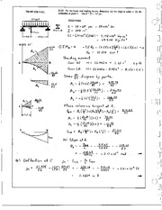 1141_Mechanics Homework Mechanics of Materials Solution