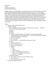 Technical Writing Proposal Advanced Writing Outline Homework