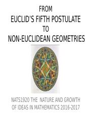 6 FROM EUCLID TO NON-EUCLIDEAN GEOMETRIES (2).pptx