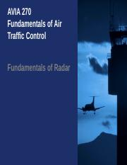 08 Fundamentals of Radar.ppt