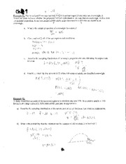 Chapter 9 Practice Problems & Examples