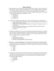 Exam 1 Test Review-Updated copy.docx
