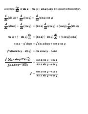 Solution for Chapter 3, 3.6 - Problem 20 - Single Variable Calculus, 6th Edition - eNotes