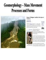 Geomorphology –Mass Movement.pdf