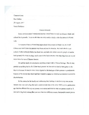 Friends Ethnicity Essay