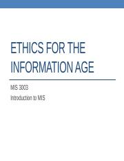 Slides - Ethics for the Information Age.pptx