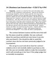 Business Law Scenarios.docx