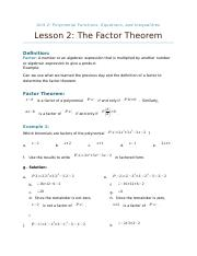 Lesson+2+-+2.2+student+Factor+Theorem.docx
