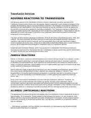 adverse-reactions-to-transfusions