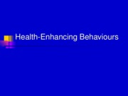 lecture_4_health_behavours