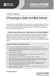 learning-infosheets-choosing-state-funded-schools