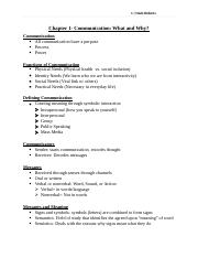 Ch. 1 Notes (Communication).docx