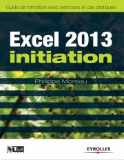Excel 2013 Initiation - Eyrolles.pdf
