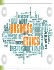 business ethics ch 1