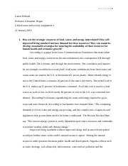global issues and society assignment 3.docx