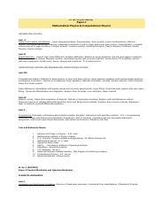 MATHEMATICAL_PHYSICS pdf - M Sc-I(PHYSICS Paper-I