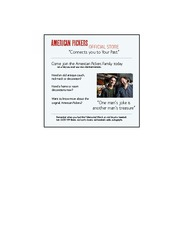 American Pickers Mailer