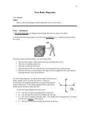 phys_205_unit_forces_free_body_diagrams