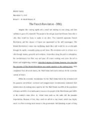 history honors dbq Use this template to create your own dbq in microsoft word the format is based on the new york state regents exams in social studies for us history and global history.