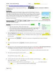 3.2.2015 Energy skate park answers.pdf - Name KEY Energy ...