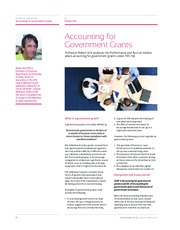 accounting-for-government-grants