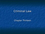 Criminal Law.ppt