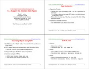 Lecture Notes c++-adts_4