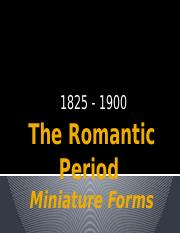 The Romantic Period Part Two.pptx