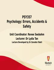 Lecture 12 - The Future of Workplace Safety