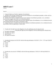 4604 Exam 1 version 2