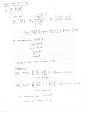 Calculus II Test 3 Solutions