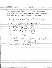 Nuclear Physics Notes sol1-1