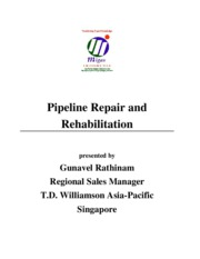 04 Pipeline Repair and Rehabilitation