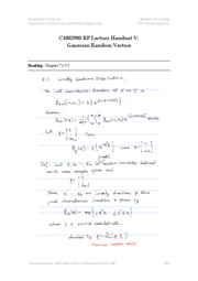 [RP]Lecture Note V(temp)