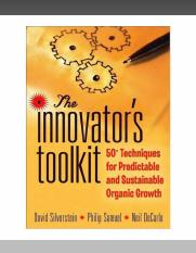 The Innovator 039 s Toolkit 50 Techniques for Predictable and Sustainable Organi..pdf