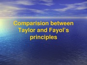 comparision-between-taylor-and-fayol_s-principles