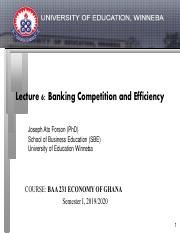 lecture 6_Banking Competition and Efficiency.pdf