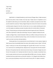 Related essays