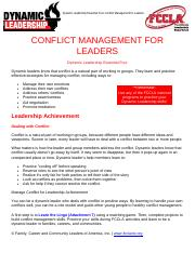 conflict_management_for_leaders