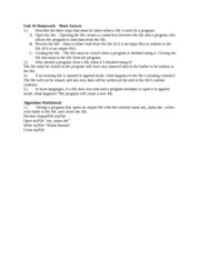 pt1420 unit 4 assignment 1 homework programming exercises