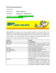 BM 230 chapter 10 11 cebu pac and unilab.docx