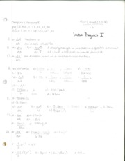 physics chapter 2 homework