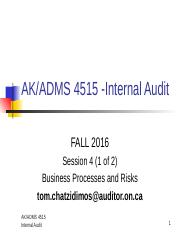 4515 FALL 2016 session 4 (1 of 2)