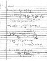 CHEM 114 - Chap 14 Practice Problem Solutions