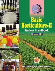 Basic Horticulture-II Student handbook Class-XII.pdf
