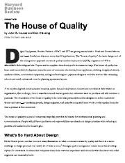 The House of Quality(1).pdf